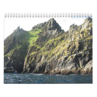 Skellig Michael Calendar