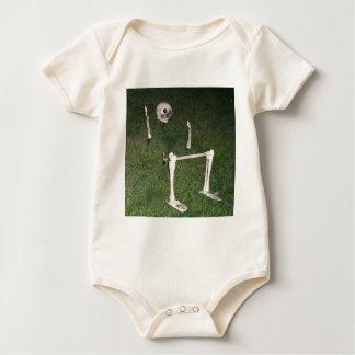 skelly baby bodysuit