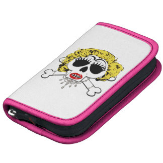 Skelly Blonde Bombshell Folio Planners