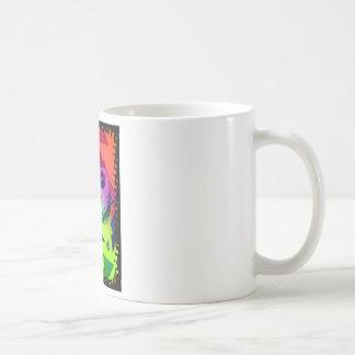 Skelly Boy Squared Coffee Mug
