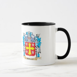 Skelly Coat of Arms - Family Crest Mug