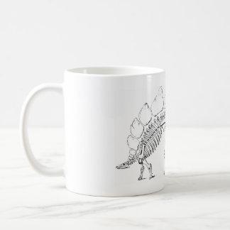 Skelostegomugosaurus Classic White Coffee Mug