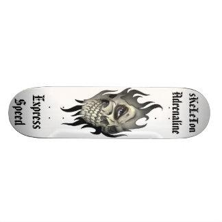 Skeloton, sKeLeTon, Adrenaline, ExpressSpeed Skateboard