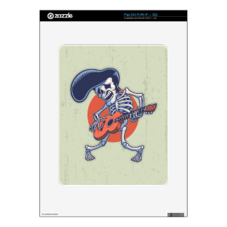 Skelvice Decal For iPad