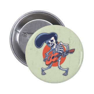 Skelvice Pinback Button