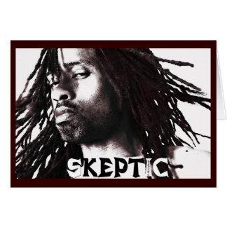 skeptic card