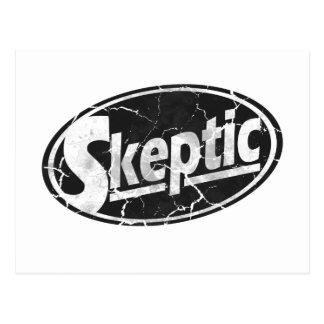 Skeptic! Postcard