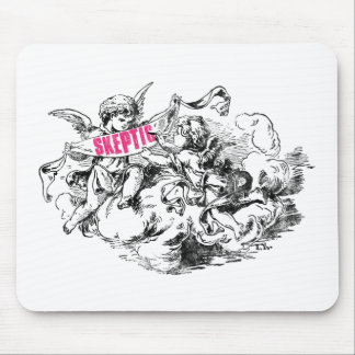 Skeptical Truth Mouse Pad