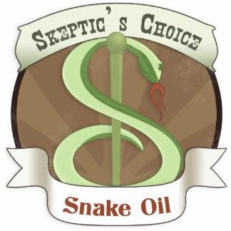 Skeptic's Choice Snake Oil Cutout
