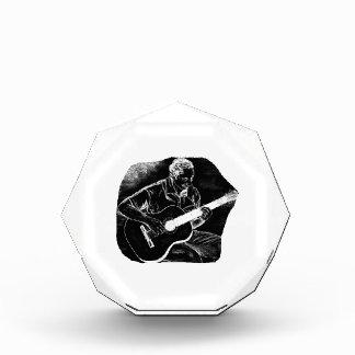 sketc del lápiz del jugador invertido de la guitar