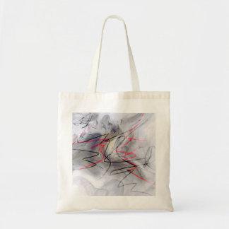Sketch Budget Tote Bag
