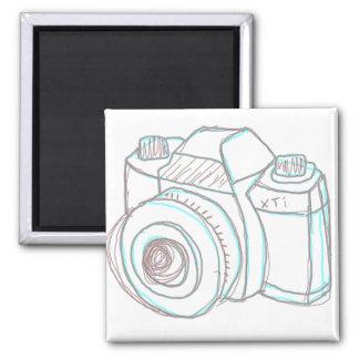 sketch camera magnet