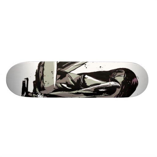 Sketch Deck II Skate Board