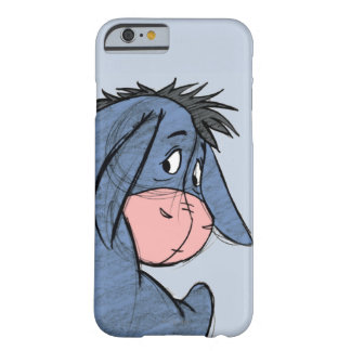 Sketch Eeyore 1 Barely There iPhone 6 Case