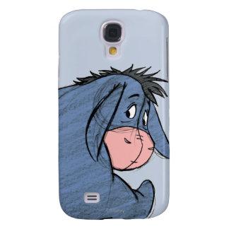 Sketch Eeyore 1 Galaxy S4 Case