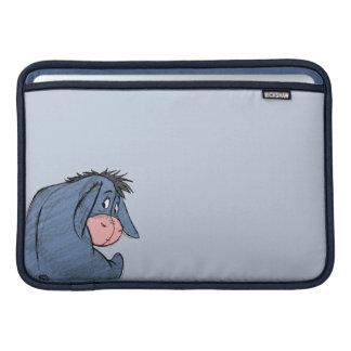 Sketch Eeyore 1 MacBook Air Sleeves