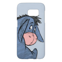Sketch Eeyore 1 Samsung Galaxy S7 Case