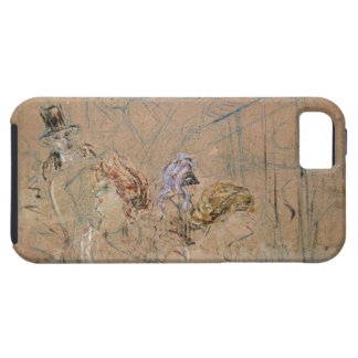 Sketch for 'At the Masked Ball', c.1892 (coloured iPhone 5 Case