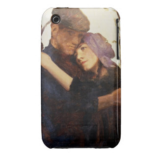 Sketch for 'Betrothed' (oil on canvas) Case-Mate iPhone 3 Case