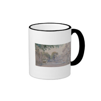 Sketch for Tchaikovsky's Ballet Ringer Coffee Mug