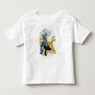 Sketch for the ballet 'La Peri', by Paul Dukas Toddler T-shirt