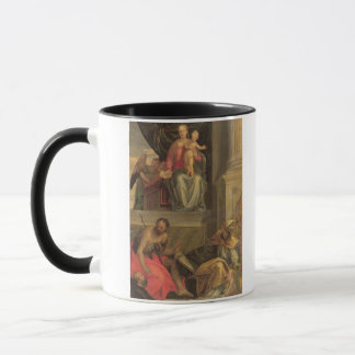 Sketch for the Bevilacqua Altarpiece Mug