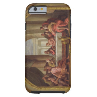 Sketch for 'The Last Supper', St. Mary's, Weymouth Tough iPhone 6 Case