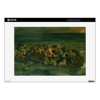 """Sketch for The Shipwreck of Don Juan, 1839 (see al Decal For 15"""" Laptop"""