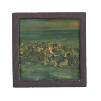Sketch for The Shipwreck of Don Juan, 1839 (see al Gift Box