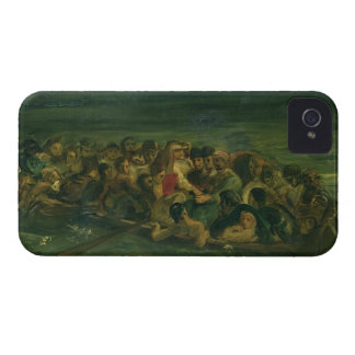 Sketch for The Shipwreck of Don Juan, 1839 (see al iPhone 4 Cases