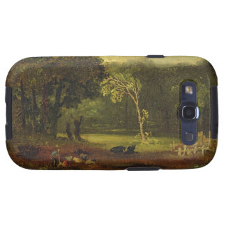 Sketch from Nature in Sion Park, 1819 (oil on card Samsung Galaxy S3 Covers
