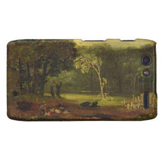 Sketch from Nature in Sion Park, 1819 (oil on card Motorola Droid RAZR Cover