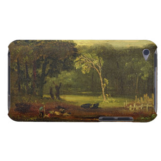 Sketch from Nature in Sion Park, 1819 (oil on card Barely There iPod Case