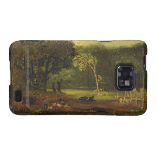 Sketch from Nature in Sion Park, 1819 (oil on card Samsung Galaxy S2 Cases