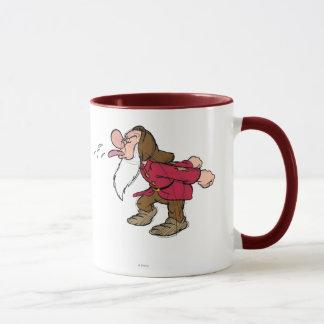 Sketch Grumpy Mug