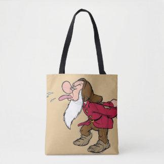 Sketch Grumpy Tote Bag