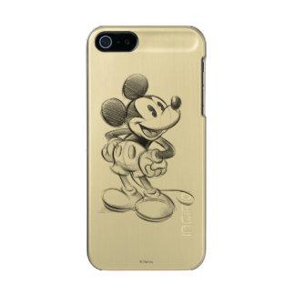 Sketch Mickey Mouse Incipio Feather® Shine iPhone 5 Case