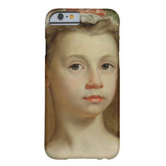 Sketch of a Young Girl, c.1730-40 (oil on canvas) Barely There iPhone 6 Case
