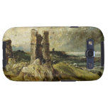 Sketch of Hadleigh Castle (recto) (oil on millboar Galaxy S3 Cover