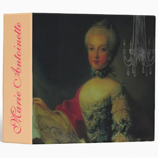 Sketch of Her Fate Marie Antoinette ~ Binder