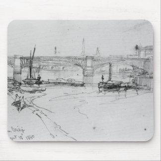Sketch of London Bridge, 1860 Mouse Pad