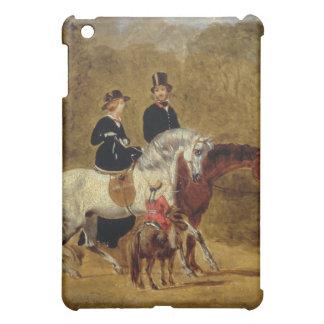 Sketch of Queen Victoria, The Prince Consort & HRH iPad Mini Case