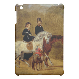 Sketch of Queen Victoria, The Prince Consort & HRH iPad Mini Cover