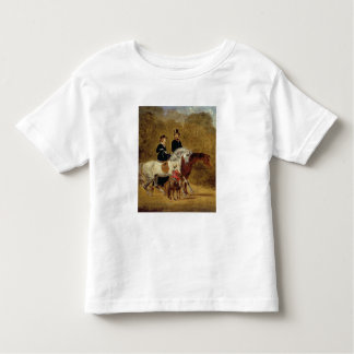 Sketch of Queen Victoria, The Prince Consort & HRH Tee Shirts