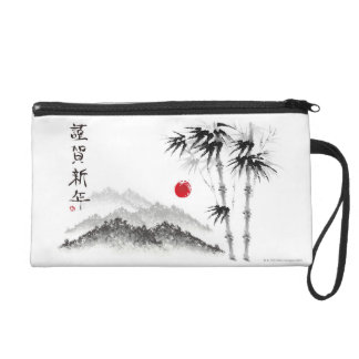 Sketch of Scenery Wristlet
