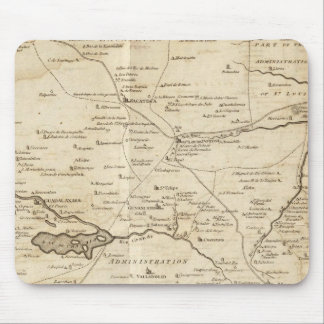 Sketch of the Internal Provinces of New Spain Mousepads