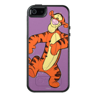Sketch Tigger OtterBox iPhone 5/5s/SE Case