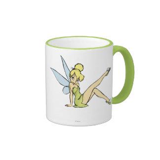 Sketch Tinker Bell 1 Ringer Mug