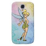 Sketch Tinker Bell 2 Galaxy S4 Case