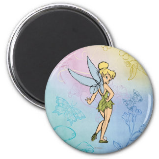 Sketch Tinker Bell 2 Magnet